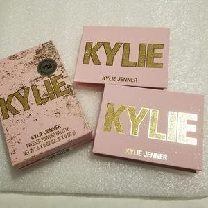 Kylie Jenner Ulta Holiday Pressed Powder Palette